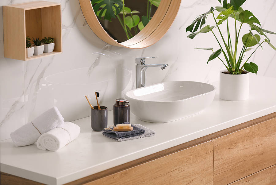 small and stylish bathroom vanities in Auckland