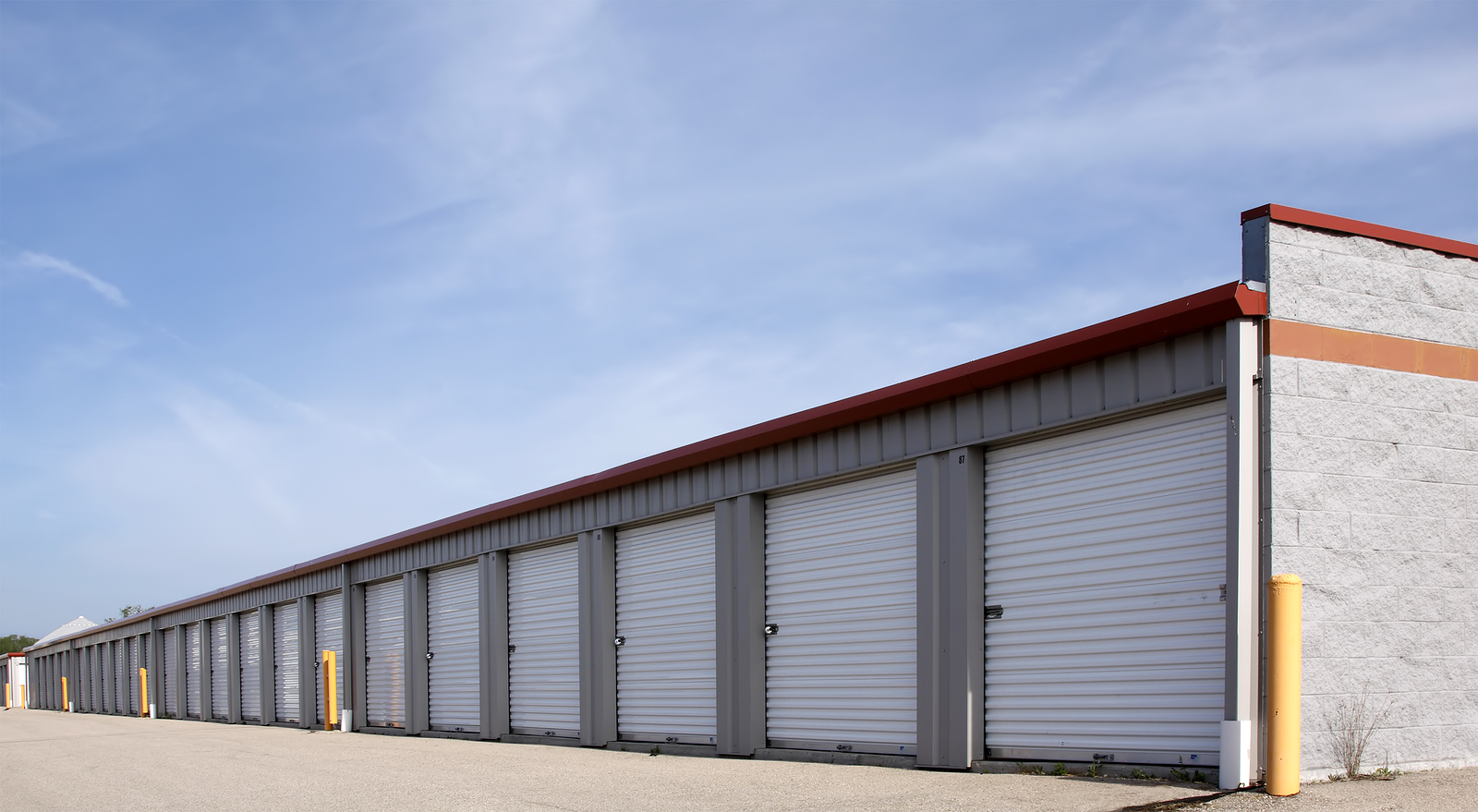 Commercial self storage in Wyong